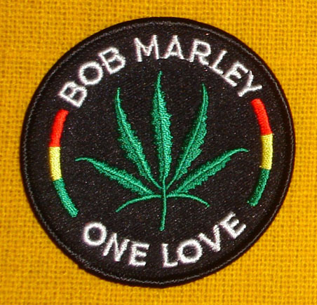 Bob Marley One Love Herb Patch