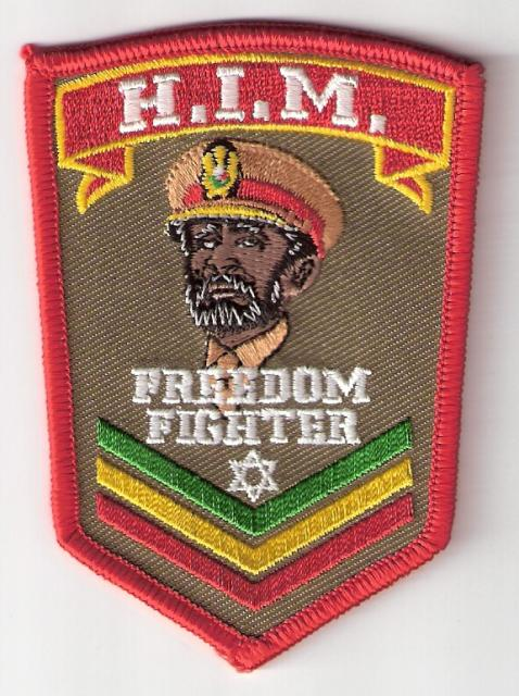 HIM Freedom Fighter Patch