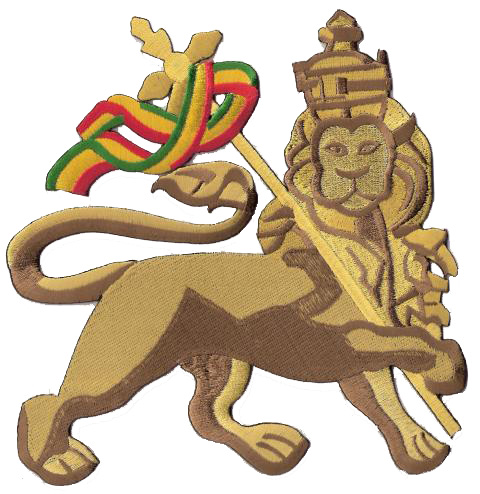 The Lion Of Judah Patch - Jumbo