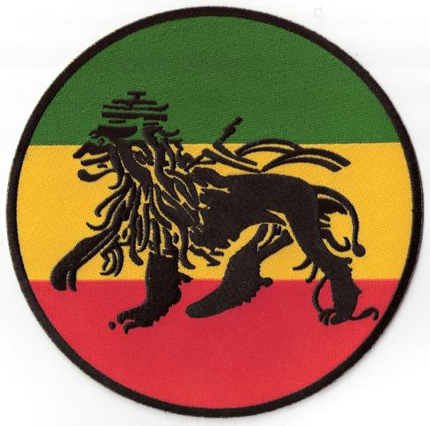 Ancient Lion RGG Jumbo Patch