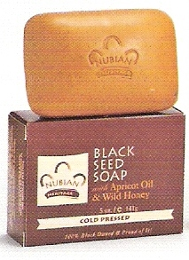 Nubian Heritage Black Seed Soap - 5 oz bar