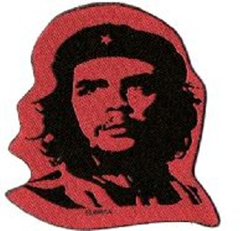 Che Guevara Patch - red