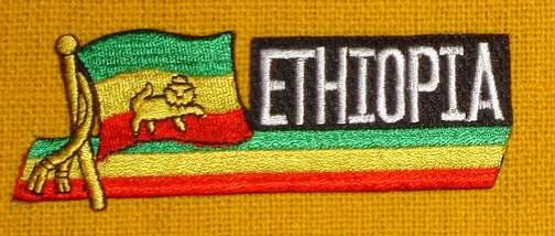 Ethiopia LOJ Sidekick Patch