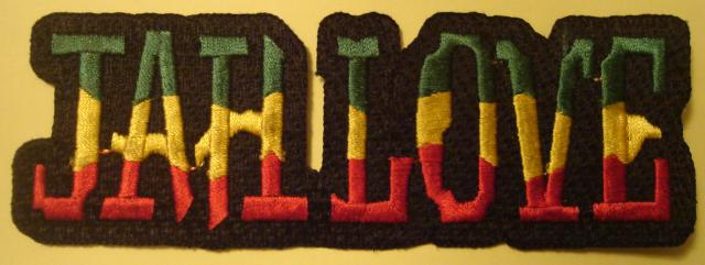 Jah Love Patch