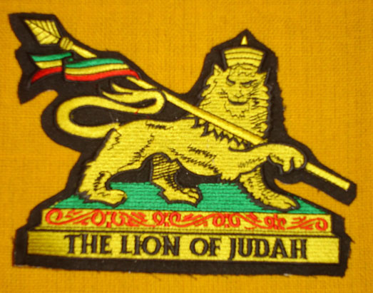 Large LOJ Gold Patch