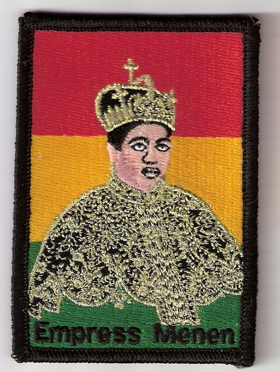 Empress Menen Patch