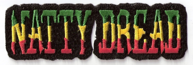 Natty Dread Patch