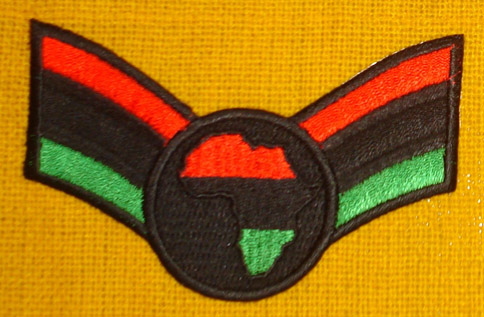 RBG Africa Wing Patch