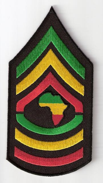 RGG Africa Honor Patch