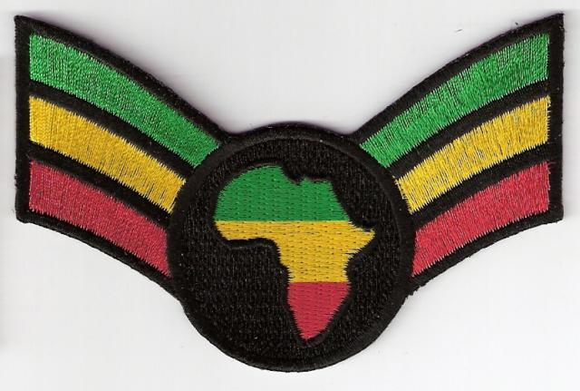 RGG Africa Wing Patch