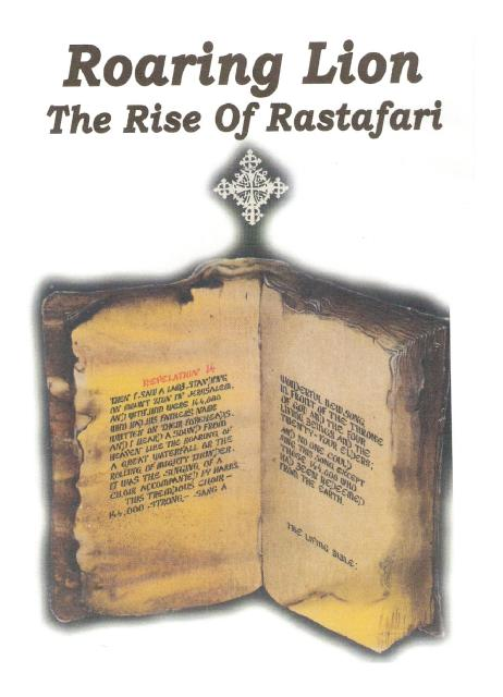 ROARING LION: The Rise of Rastafari DVD