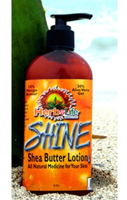 Herb N Life Shine Shea Butter Lotion