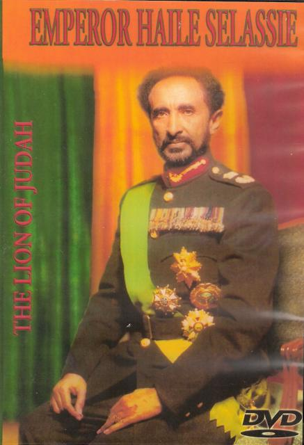 The Lion of Judah: Emperor Haile Selassie