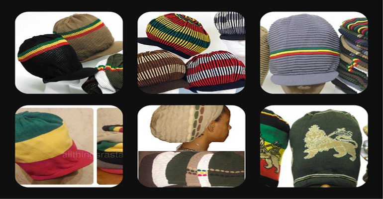 Full Selection of Coolrunning Caps, Rasta Tams & More